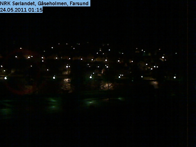 Farsund webcam - Farsund - towards G�seholmen webcam, Sorlandet, Vest-Agder