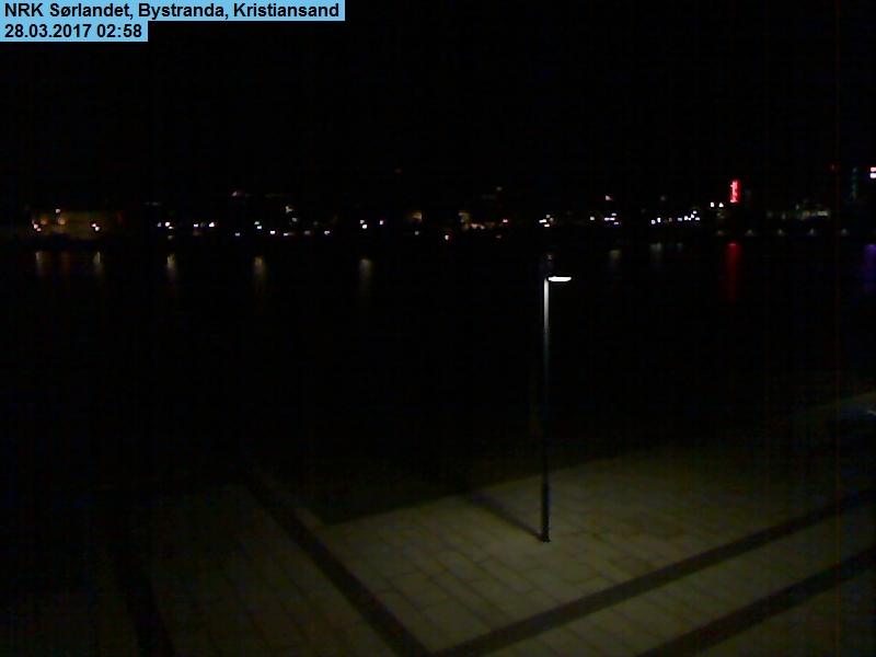 Kristiansand, bystranda